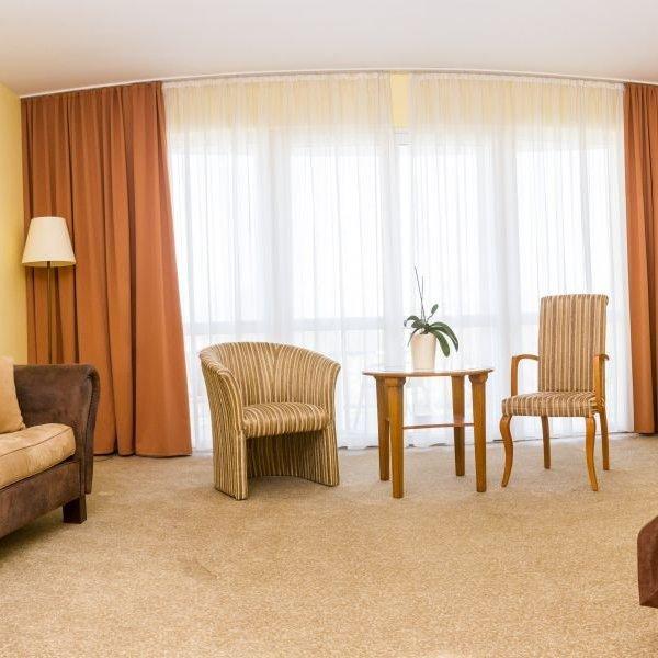 Aphrodite Hotel Elnöki lakosztály