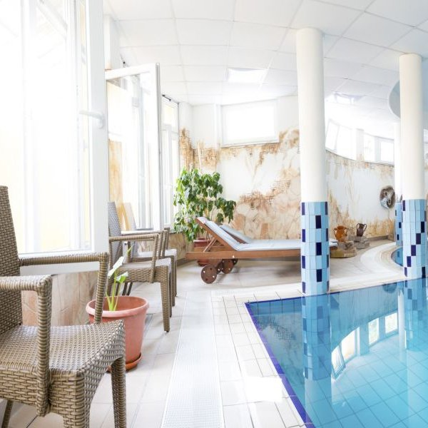 Aphrodite Hotel beltéri medence