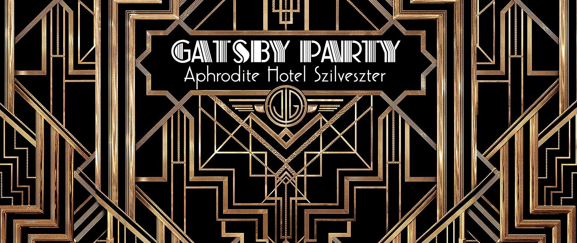 Gatsby Party Aphrodite Szilveszter