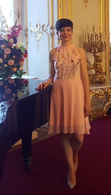 Bódis Bettina szilveszter esti nyitó műsora